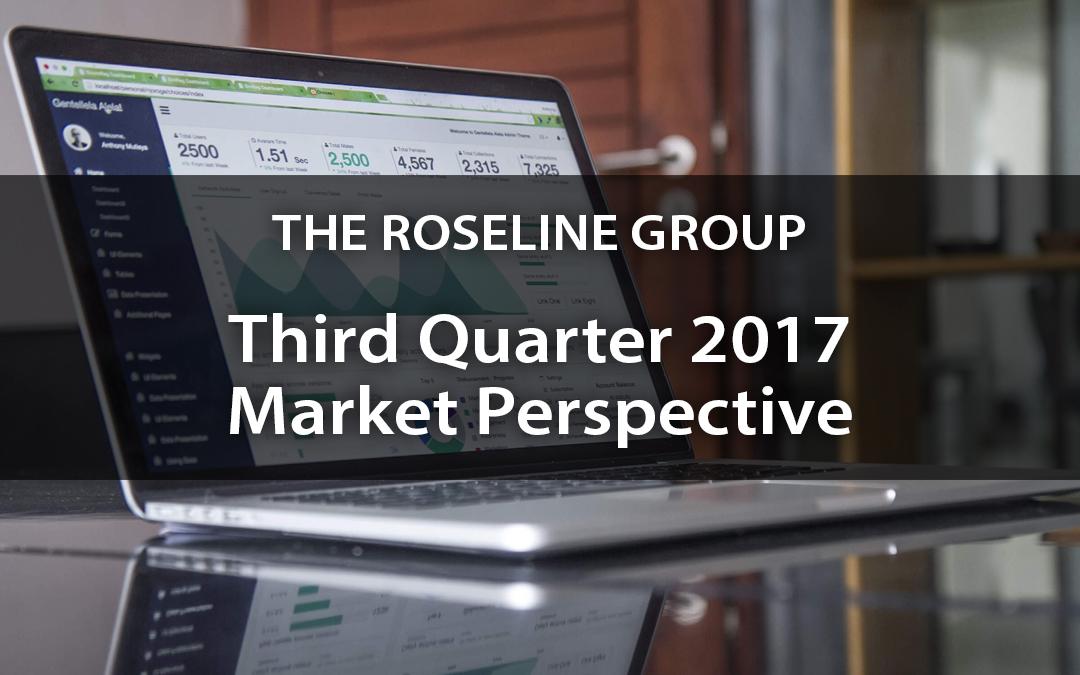Third Quarter 2017 Market Perspective