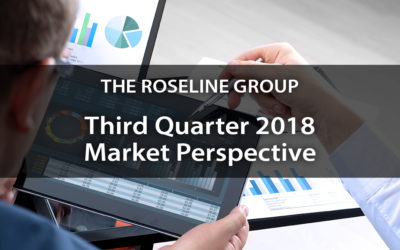 Third Quarter 2018 Market Perspective